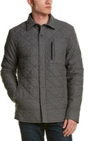 Victorinox Tailored Fit Quilted Jacket.