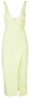 Jonathan Simkhai Milani Ribbed Knit Midi Dress