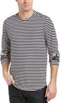 Velvet by Graham & Spencer Striped T-Shirt