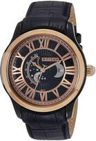 Titan Men's 1663KL02 Celestial Time Moon Phase Analog Display Quartz Watch