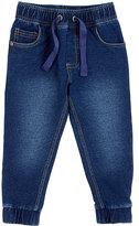 Petit Lem Dark Blue Denim Pants - Toddler & Boys