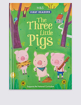 Marks and Spencer The Three Little Pigs Book
