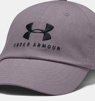 Under Armour Women's UA Favorite Sportstyle Logo Cap