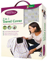 Clevamama 3 in 1 Travel Cover - Lime