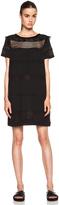 Etoile Isabel Marant Caleen Cotton-Blend Voile Vintage Dress