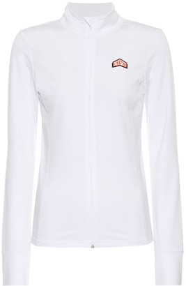Jet Set Cilla soft-shell jacket
