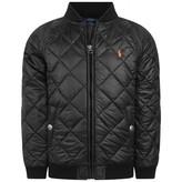 Ralph Lauren Ralph LaurenBoys Black Quilted Jacket