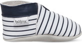 Bobux Striped leather shoes 6 months-3 years