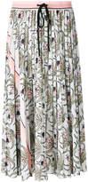 Markus Lupfer Desert Flower skirt