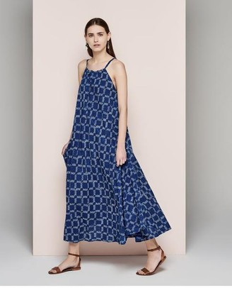 Dreams - Dream Blue Gypsy Maxi Dress - One Size