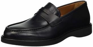 Aquatalia Men's Kurt Dress Calf Loafer Black 11.5 M US