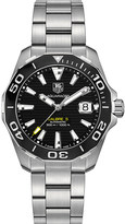 Tag Heuer WAY211ABA0928 aquaracer stainless steel watch
