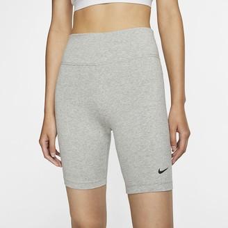 Nike Women's Bike Shorts Sportswear Leg-A-See