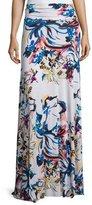 Rachel Pally Long Printed Full Skirt, Botanical