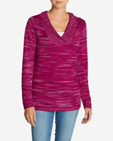 Eddie Bauer Women's Sweatshirt Sweater Hoodie
