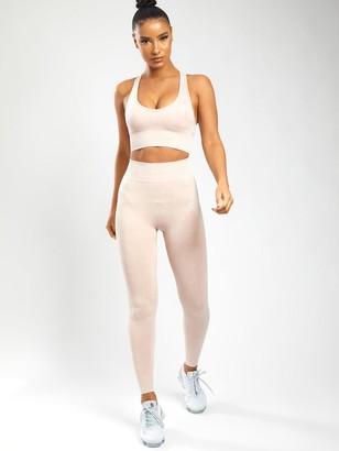 Gym King Sport Auora Legging - Washed Pink