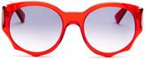 Raen Women&s Rotas Round Sunglasses