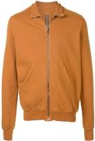 Rick Owens zip-up light sweatshirt