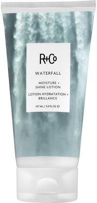 R+CO 147ml Waterfall Moisture + Shine Lotion