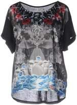 Maison Espin T-shirts - Item 37938384