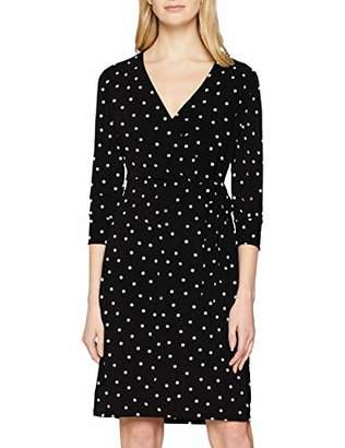 Comma Women's 87.903.82.4985 Dress, Multicolour dots 99M7, (Herstellergröße: 36)