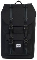 Herschel Men's Little America Offset Backpack - Black