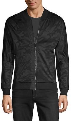 Antony Morato Camouflage-Print Bomber Jacket