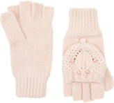 Monsoon Pearl Bow Capped Gloves