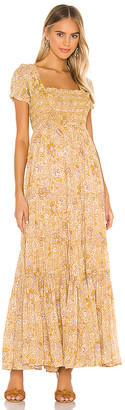 Free People Getaway Maxi Dress