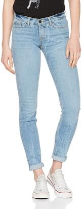 Name It NOISY MAY Women's Nmeve Lw S.s. Selvedge Ba406 Jeans Noos Slim