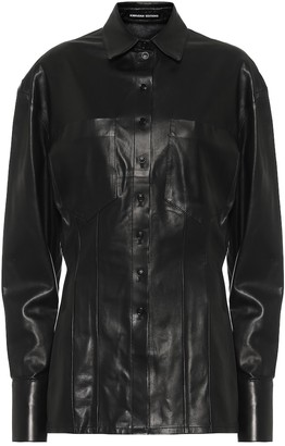 Kwaidan Editions Leather shirt