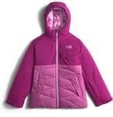 The North Face Carly Heatseeker(TM) Waterproof Hooded Jacket (Big Girls)
