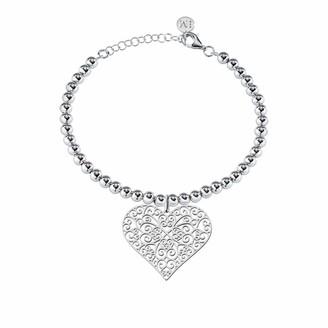 Morellato Women Stainless Steel Charm Bracelet - SALT06