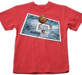 Wes & willy 8-20 basketball tee