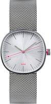 Alessi Women's AL5050 Tic15 Analog Display Analog Quartz Silver Watch
