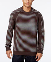 Sean John Men's Ottoman Stripe Sweater