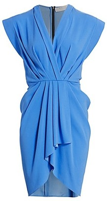 IRO Pleated Cocktail Dress