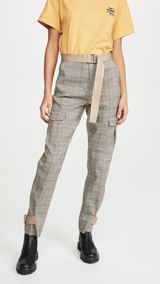 HOLZWEILER Skunk Mix Trousers