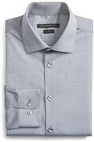 John Varvatos 'Soho' Slim Fit Check Dress Shirt