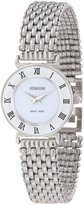 Jowissa Women's J2.003.S Roma 24mm Dial Roman Numeral Stainless Steel Watch
