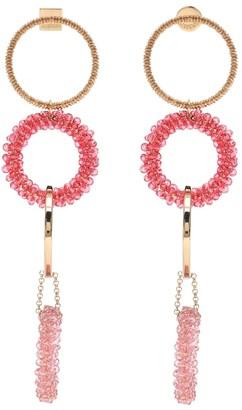 Jacquemus Les Boucles Riviera earrings