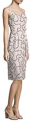 HVN Women's Lily Silk Slip Dress