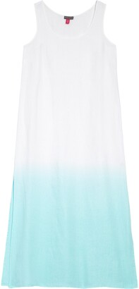 Vince Camuto Side Slit Tank Dress