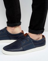 Aldo Delsanto Laceup Sneakers