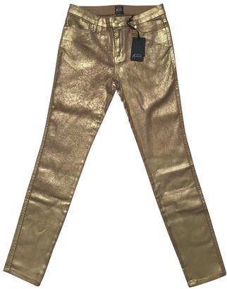GUESS Gold Jeans for Women