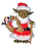 Kurt Adler SW0117 Star Wars Fabriche Santa Yoda