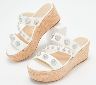 Marc Fisher Multi-Strap Wedges - Jalyn