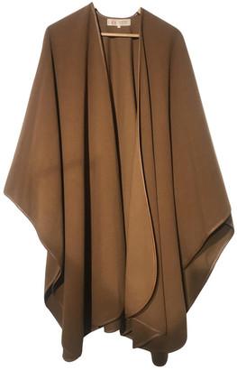 Loewe Camel Wool Jackets