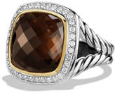 David Yurman 14mm New Albion Champagne Citrine Ring
