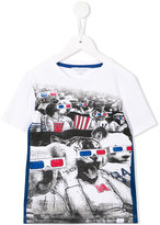 Little Marc Jacobs printed T-shirt - kids - Cotton - 3 yrs